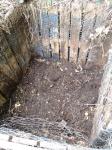 empty compost